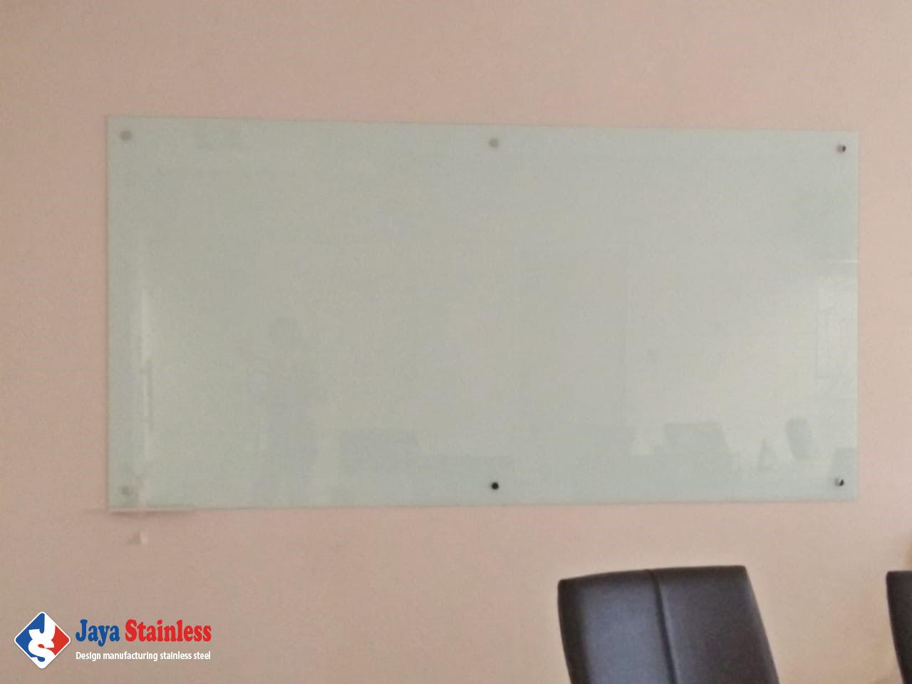 Glassboard Nonmagnetik