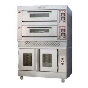 Combi Deck Oven + Proofer