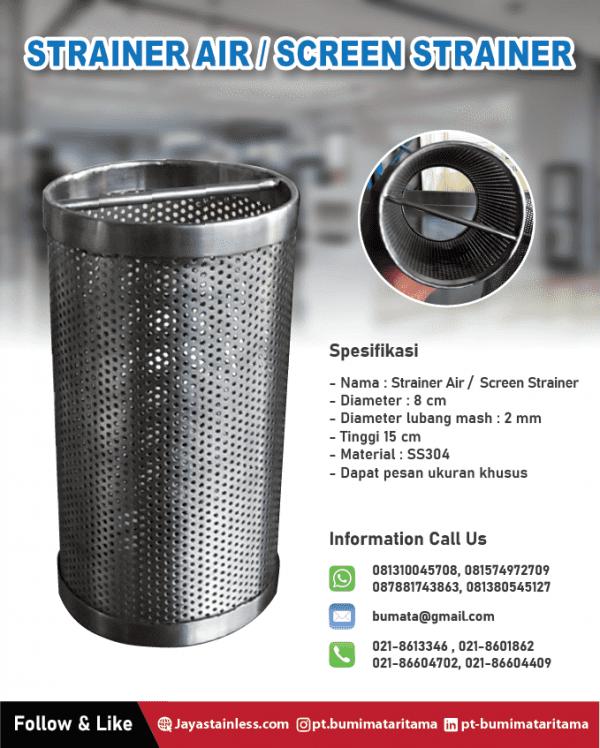 strainer air, screen strainer, industrial strainer