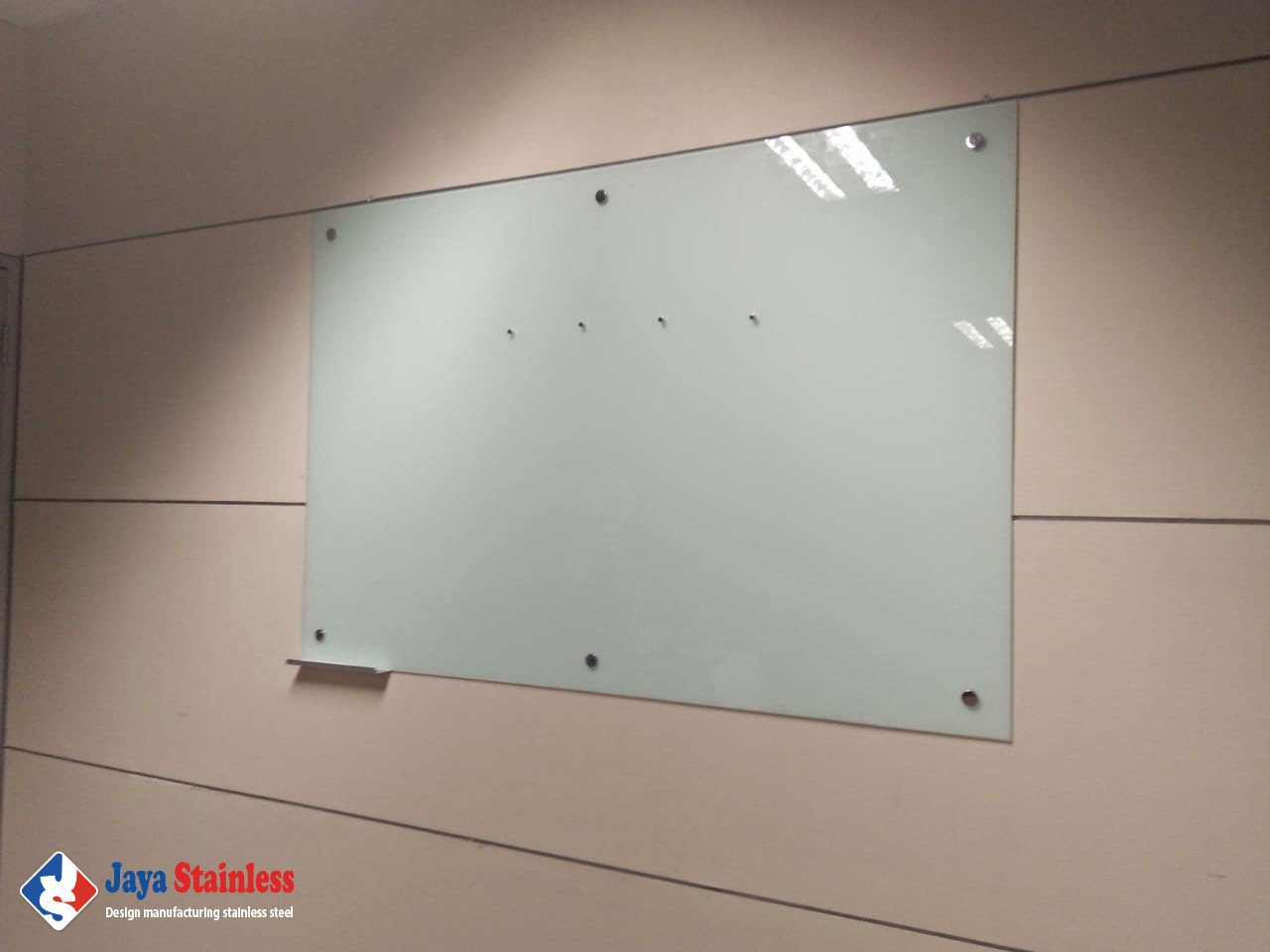 Glass Board (Papan Tulis Kaca) & Mobile Glassboard