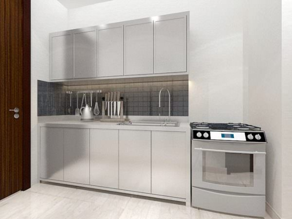 kitchen set stainless / dapur stainless