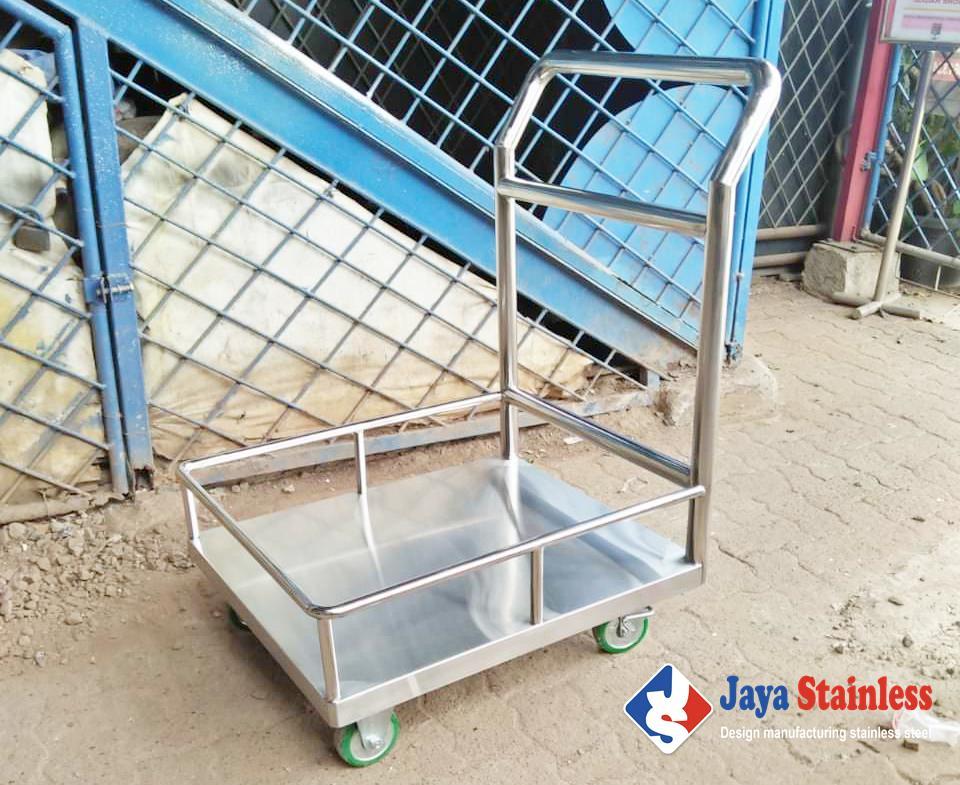 Trolley galon air JS TGA 01