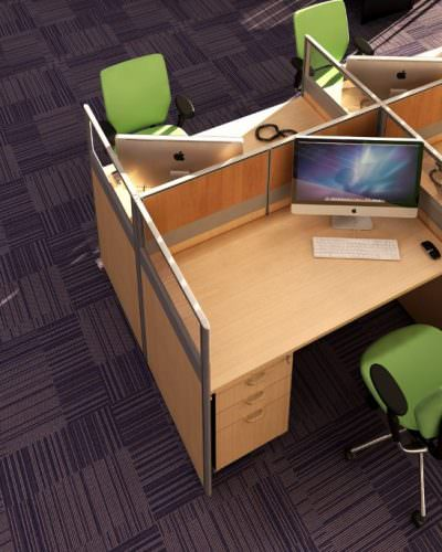 Uno office system slim series 2