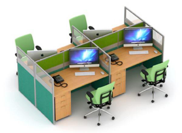 Uno office system slim series konfigurasi 29 B