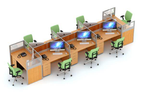 Uno office system slim series konfigurasi 29 C