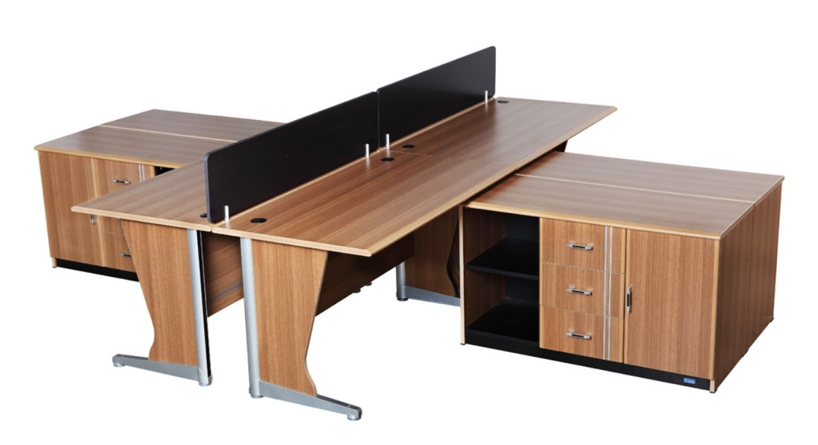 Uno office system lavender series 7
