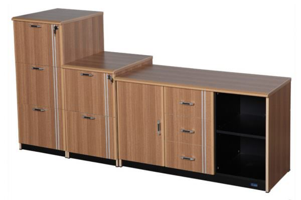 Uno office system lavender series 8