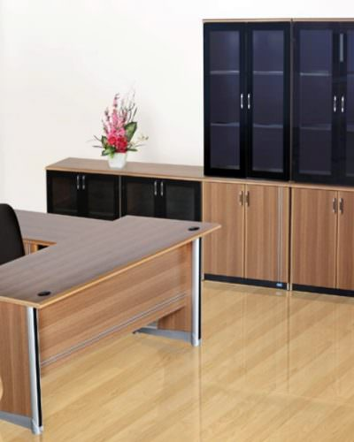 Uno office system lavender series 9