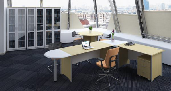 Uno office system modern series 2