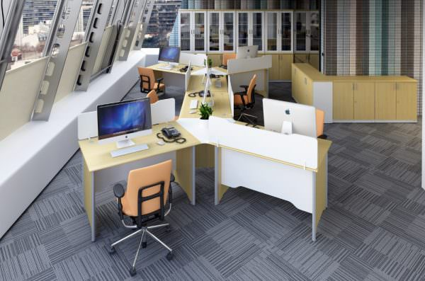 Uno office system modern series 4
