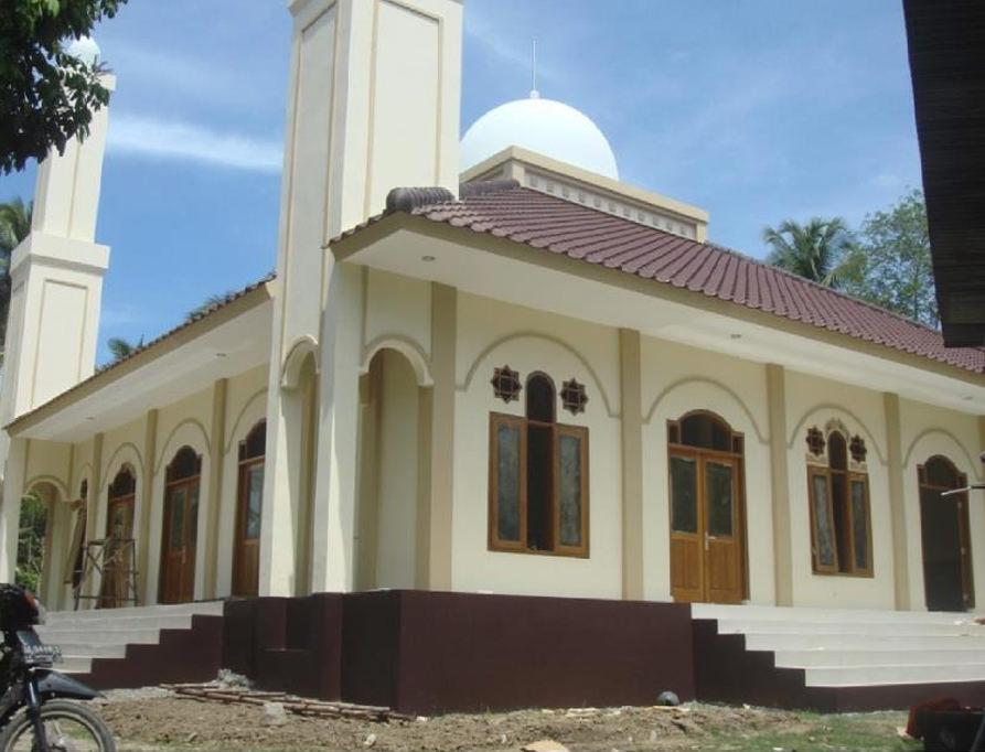 Masjid Pesantren Al Mutaqien , Pecangaan Jepara - Jawa tengah