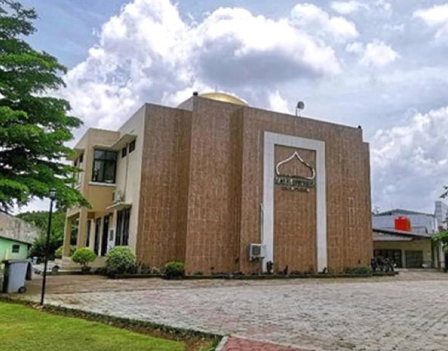 Masjid Baitussalam. Komp. RS Kusta Dr Sitanala Tangerang-Banten