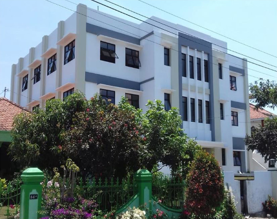 Gedung Studi Bahasa Arab Universitas Negeri Makasar 2