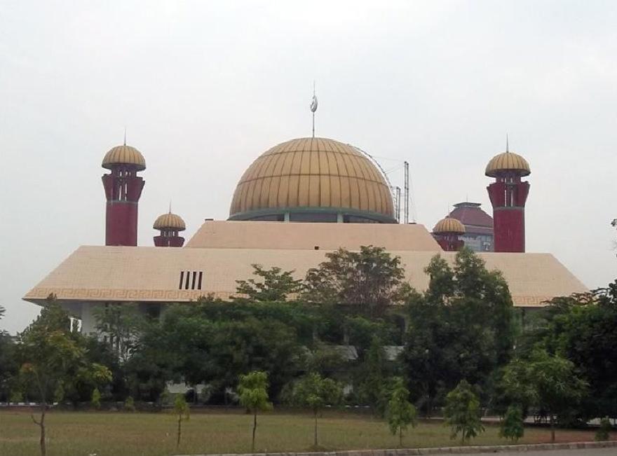 Masjid Al Azhar Pondok Kopi