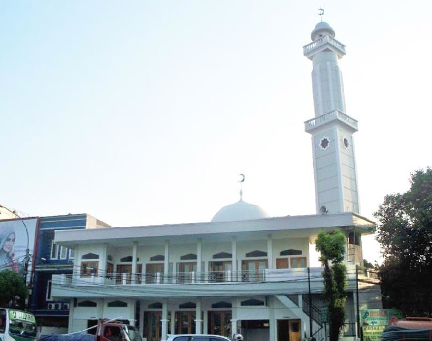 Masjid As Sudairi Muhammadiyah Rawamangun