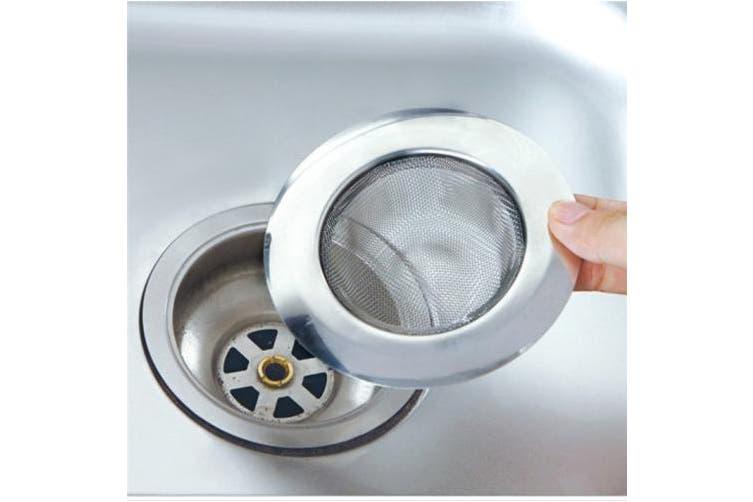 Filter/Strainer/Saringan Wastafel Stainless 9 Cm 2607-2