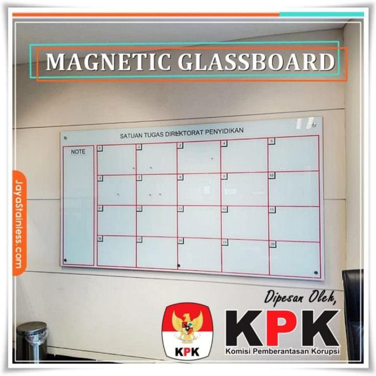 Magnetic Glassboard Sticker